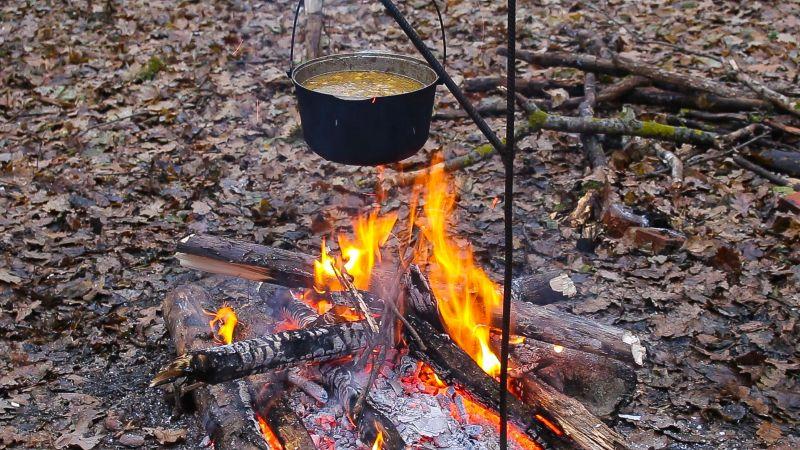 Пшенная каша с салом - рецепт пошаговый с фото