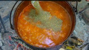 специи в суп харчо фото