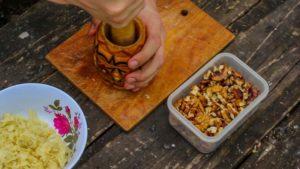 грецкий орех в суп харчо