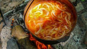 варим суп харчо
