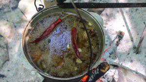 перчик в охотничьем супе фото