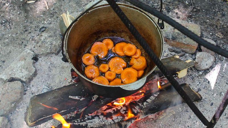 шулёмка морковь обжарка фото
