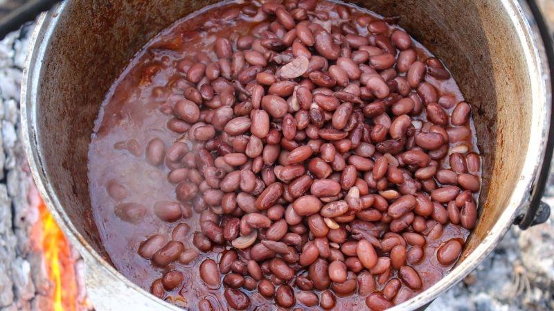 Чили Кон Карне красная фасоль