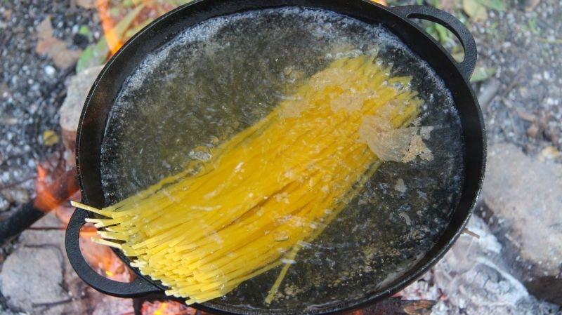 приготовление пшеничной лапши